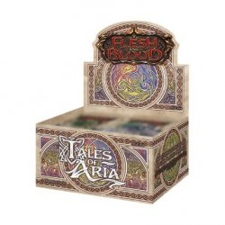 Flesh & Blood: Tales of Aria Booster Box (1st Edition)